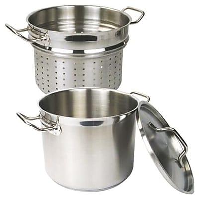 Thunder Group Stainless Steel Pasta Cooker, 12