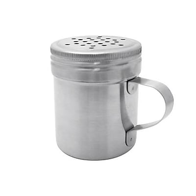 Focus Foodservice 10 Oz. Stainless Steel Dredge (862CS) 2474153