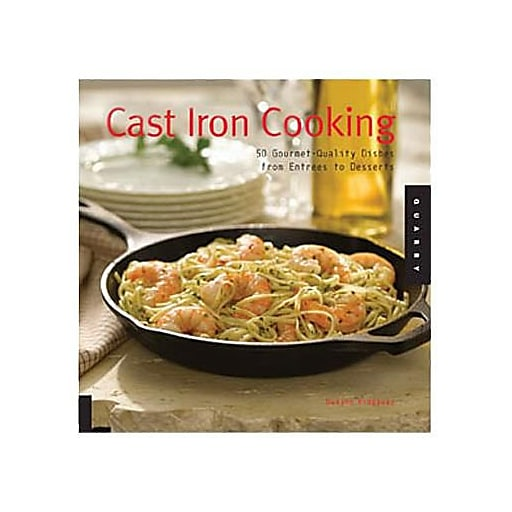 Lodge Cast Iron Gourmet Cook Book (CBCCR)
