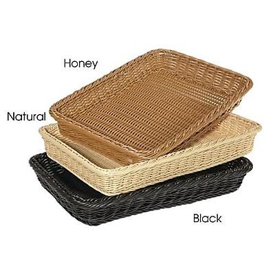 GET Enterprises Designer Polyweave Honey Basket (WB-1509-H)