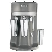"Hamilton Beach Triple Spindle Commercial Drink Mixer, Grey, 20.5"" H x 6.5"" W x 6.7"" D"