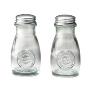 Tablecraft 4 Oz. Salt & Pepper Shaker Set, 12/CT (6618)