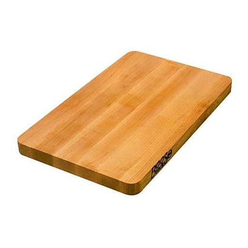"""John Boos & Co. 16"""" x 10"""" x 1"""" Cutting Board (212)"""