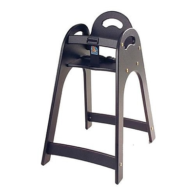 Koala Designer High Chair, Black (KB105-02)