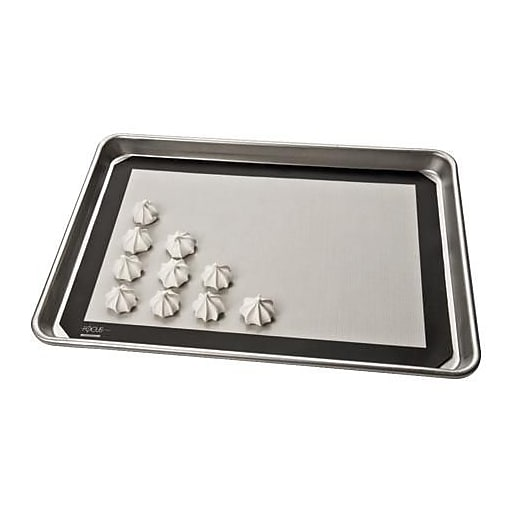 Focus Foodservice Half-Size Silicone Baking Mat, 12/Pack (90SBM1216)