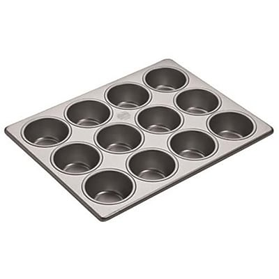 """""Focus Foodservice 2 3/4"""""""" Muffin Pan, 12/Pack (905045)"""""" 2474416"