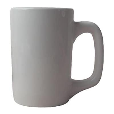 International Tableware 10 Oz American White Kodiak Mug 36/Pack (8207-01)