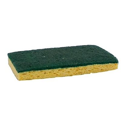 3M Medium Duty Scouring Sponge, 3 1/2