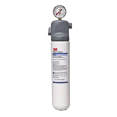 3M 750 Lb Ice Machine Water Filter System, 9000 Gallons, White, 17