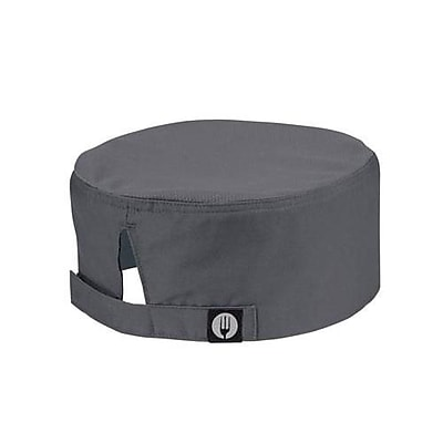 Chef Works Cool Vent Beanie, Gray (DFCV-GRY)