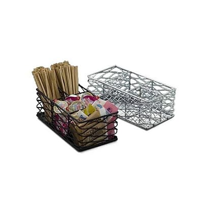 American Metalcraft Chrome Wire Birdnest Coffee Caddy (BNCC48)