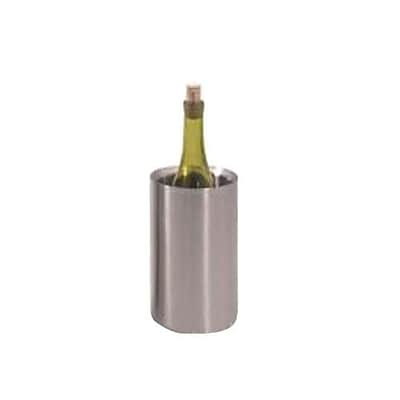 American Metalcraft Brushed Stainless Steel Wine Cooler (SWC48)