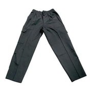 Chef Works J54 Cargo Pants, Black, XL (CPBL-XL)