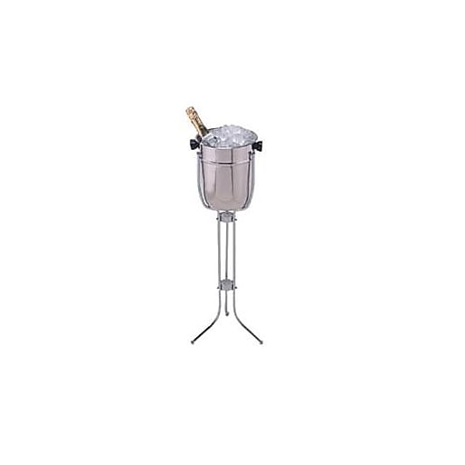American Metalcraft Champagne Bucket and Stand (CBS33)