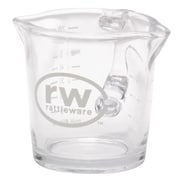 Rattleware 3 Oz. Glass Spouted Pitcher (27610)