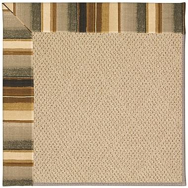 Capel Zoe Machine Tufted Indoor/Outdoor Area Rug; Rectangle 2' x 3'