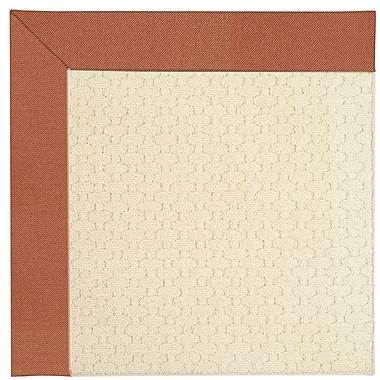 Capel Zoe Off White Indoor/Outdoor Area Rug; Rectangle 4' x 6'