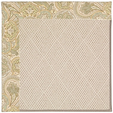 Capel Zoe Light Beige Indoor/Outdoor Area Rug; Rectangle 5' x 8'