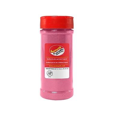 Sandtastik® Classic Coloured Sand, 14 oz (396 g) Bottle, Magenta
