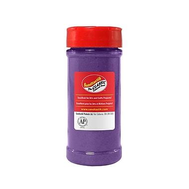 Sandtastik® Classic Coloured Sand, 14 oz (396 g) Bottle, Purple
