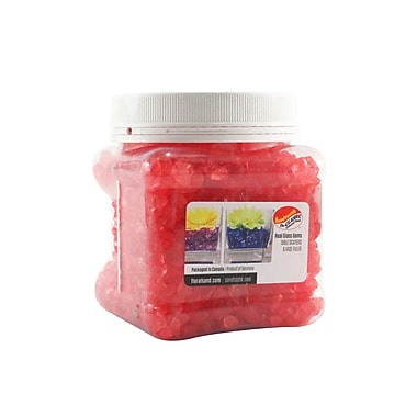 Sandtastik® Coloured ICE Gems, 1.5 Pint, Coral