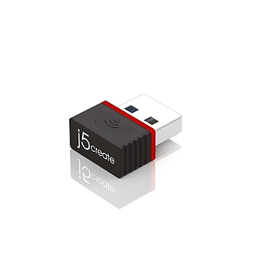 j5create Wireless 11N USB Mini Adapter (JUE 301)