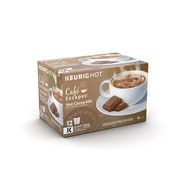Cafe Escapes Hot Cocoa Mix Milk K-Cup Refills, 12/Pack (83-08820)