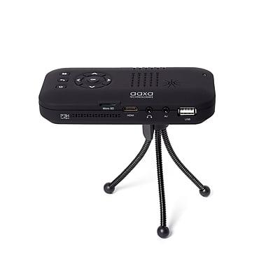 AAXA – P3-X Projecteur Pico, format poche, 70 lumens, pile 120 minutes, mini HDMI, DEL 15,000 heures et lect. média (KP-400-11)