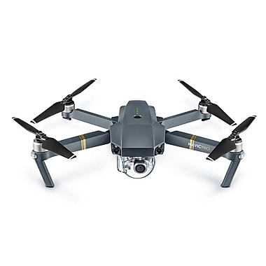 DJI Mavic Pro Foldable Quadcopter Drone, 4K, with Remote Control (CP.PT.000500)