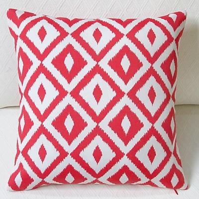 Artisan Pillows Coastal Geometric Modern Indoor/Outdoor Pillow Cover (Set of 2)
