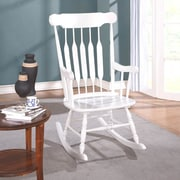 Wildon Home   Rocking Chair; White