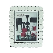 Cole & Grey Wood/Mirror Picture Frame; 8'' x 10''
