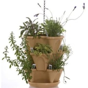 NaturesDistributingInc Self-Watering Hanging Planter; Tuscany