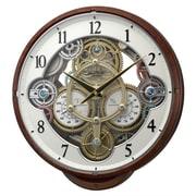 Rhythm Magic Motion Widget Wall Clock