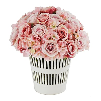 Jane Seymour Botanicals French Rose Bouquet in