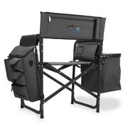 Picnic Time Fusion Chair; Orlando Magic/Grey-Black