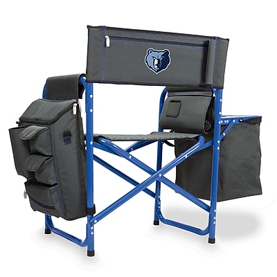 ONIVA Fusion Chair; Memphis Grizzlies/Grey-Blue WYF078279389297