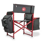 Picnic Time Fusion Chair; Atlanta Hawks/Grey-Red