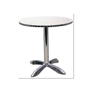 H&D Restaurant Supply, Inc. Dining Table; 31.5'' L x 31.5'' W