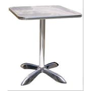 H&D Restaurant Supply, Inc. Dining Table; 23.5'' L x 23.5'' W