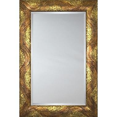 Mirror Image Home Mirror Style 81159 - Bronze Bullnose; 30.75 x 42.75