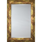 Mirror Image Home Mirror Style 81159 - Bronze Bullnose; 30.75 x 42.75