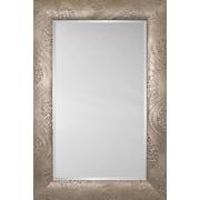 Mirror Image Home Mirror Style 81160 - Bright Silver; 46.75'' H x 66.75'' W