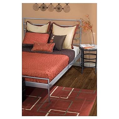 Wildon Home Dan Reversible Quilt Set; Full