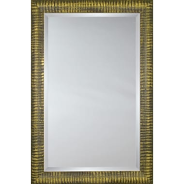 Mirror Image Home Mirror Style 81172 - Lime Caterpillar; 28.75 x 40.75