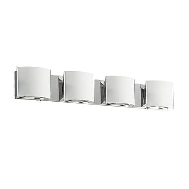 Radionic Hi Tech Viceral 4-Light Bath Bar