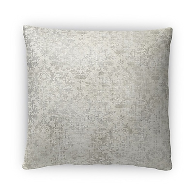 Kavka Capri Fleece Throw Pillow; 16'' H x 16'' W x 4'' D