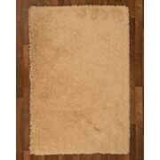 Natural Area Rugs Orlando Hand-Tufted Gold Area Rug; 8' x 10'