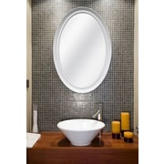 MCSIndustries Oval Wall Mirror