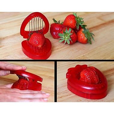 Vandue Corporation Modern Home Strawberry/Egg/Mushroom/Tomato Slicer